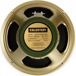 Изображение продукта Celestion G12(M) Greenback (G12-25W)
