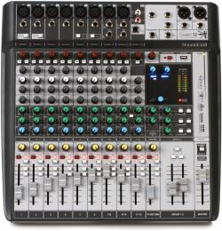 Изображение продукта Soundcraft Signature 12MTK